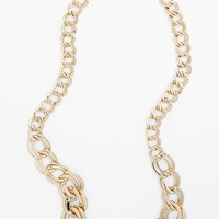 Stephan & Co. Chunky Chain Necklace (Juniors) | Nordstrom