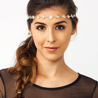 Sun-Child-Headband GOLD - GoJane.com