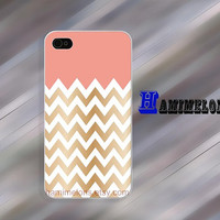 Grain wood Pink iPhone Case  Cute Wood Chevron iPhone 4 Case iPhone 5 Case iPhone 4S Case iPhone 5S Case iphoen 5C case