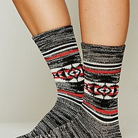 Free People  Tucson Boot Sock at Free People Clothing Boutique
