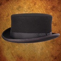 The Gent Half Top Hat 26-201095 - Buy from By The Sword, Inc.