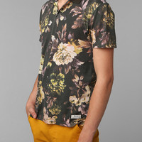 Urban Outfitters - Insight Floral Polo Shirt