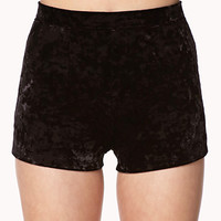 Velveteen Hot Shorts