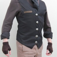 Steampunk-Men'sVest