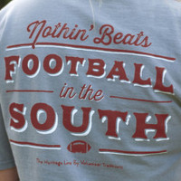 """Football in the South"" T-Shirt 