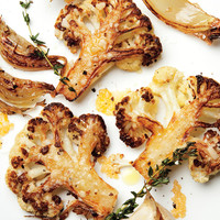 Parmesan-Roasted Cauliflower - Bon Appétit