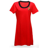 Star Trek Original Series T-Shirt Dress