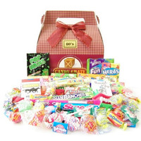 GiftGenius: 1980's Retro Candy Gift Box