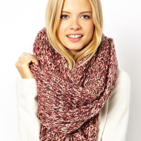 ASOS | ASOS Multi Knit Snood at ASOS