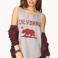 California Muscle Tee | FOREVER 21 - 2000066541