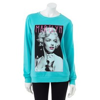 Freeze Marilyn Monroe Sweatshirt - Juniors