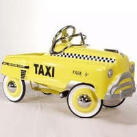 Taxi Pedal Sedan : Gifts For Boys at PoshTots