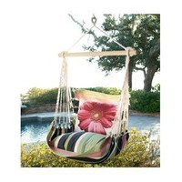 Amazon.com: Swing with Designer Pillow: Home & Kitchen