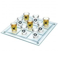 Amazon.com: Maxam Shot Glass Tic Tac Toe Game: Home & Kitchen