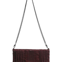 Braided Vegan Leather Small Bag | Shop Fashion Frontier at Arden B