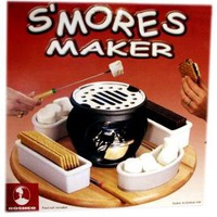 ROSHCO SMORES MAKER, INDOOR OR OUTDOOR