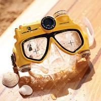 Underwater Video Camera Mask