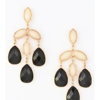 Teardrop Earrings  - Kely Clothing
