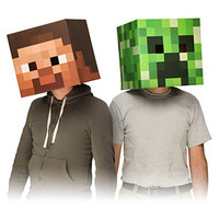 Minecraft Masks