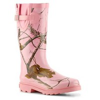 Realtree Girl Ms. Jo Jo Rain Boot