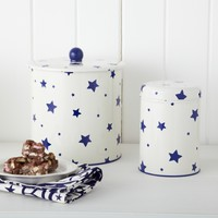 Emma Bridgewater 'Starry Skies' Storage Tins
