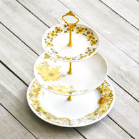 Fresh Pastry Stand: Ambrose Cake Stand, at 25% off!