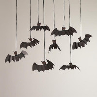 Meri Meri Eek! Bag of Bats Halloween Hanging Décor