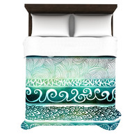 "Pom Graphic Design ""Dreamy Tribal"" Duvet Cover 