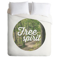 DENY Designs Home Accessories | Allyson Johnson Free Spirit Nature Photograph Duvet Cover