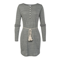 StyleMint: Maggie Dress Heather Gray, at 25% off!