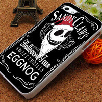 ack Skellington Blood Whiskey - iPhone 5C Case, iPhone 5/5S Case, iPhone 4/4S Case, Durable Hard Case USPSSHOP