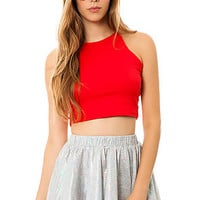 Glamorous Tee Need You Tank in Red