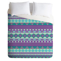 DENY Designs Home Accessories | Arcturus Byzantine Duvet Cover