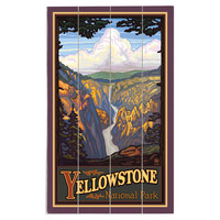 Yellowstone National Park Wall Decor
