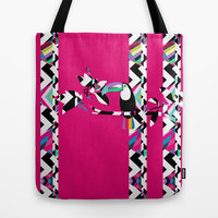 The Invisible Forest Tote Bag by Ornaart
