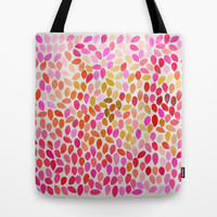 Rain 10 Tote Bag by Garima Dhawan