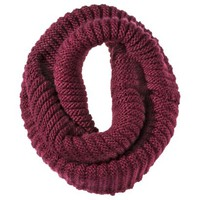 Mossimo® Twisted Neck Snood Scarf - Red