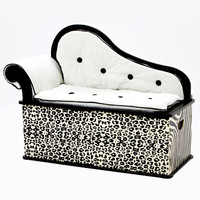 Wild Side Toy Box Bench