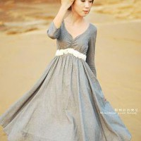 Charming dress Cloude by xiaolizi on Etsy