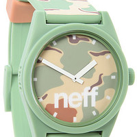 The Daily Watch in Camo