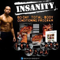 Amazon.com: INSANITY: 60-Day Total Body Conditioning Workout DVD Program: Shaun T: Sports & Outdoors