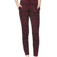 Tribal Slouchy Jogging Pant