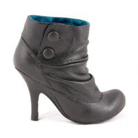 Irregular Choice | Womens | Heel | Spatz in Gray