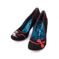 Irregular Choice | Womens | Vegetarian | Scottie Dog (in black)