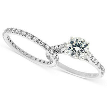 ... ct. t.w.) - Wedding  Engagement Rings - Jewelry  Watches - Macy's