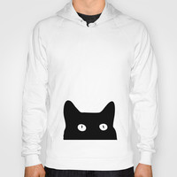 Black Cat Hoody by Good Sense