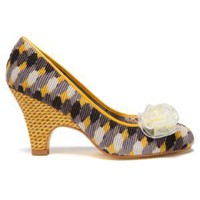 Irregular Choice | Womens | Poetic Licence | Poetic Licence Picnic Ready (in yellow)