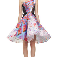Warp Dress by Peter Pilotto for Preorder on Moda Operandi
