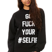 The Selfie Crewneck