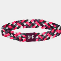 Women's UA Multi Braided Headband | 1236950 | Under Armour US